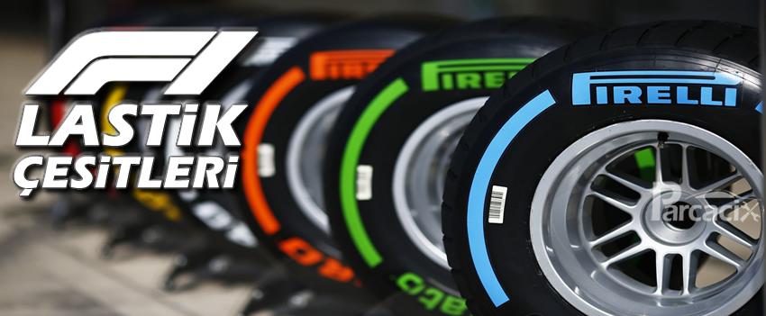 Formula 1 Lastik özellikleri | F1 Lastik çeşitleri ve Detayları 2019 | Parcacix Blog