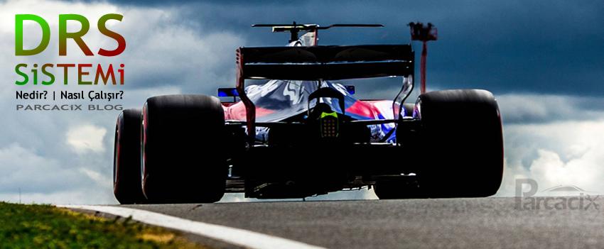 DRS Nedir? | Formula 1 Araçlarında DRS Sistemi Nasıl çalışır? | Parcacix Blog